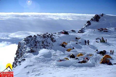 کمپ 5000 متر دنالی