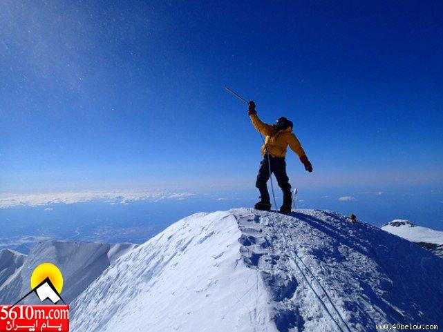 قله وینسون ، مرتفع ترین قله قطب جنوب