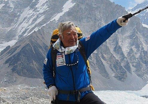 یوچیرو میورا؛ مسن ترین فرد صعود کننده به اورست