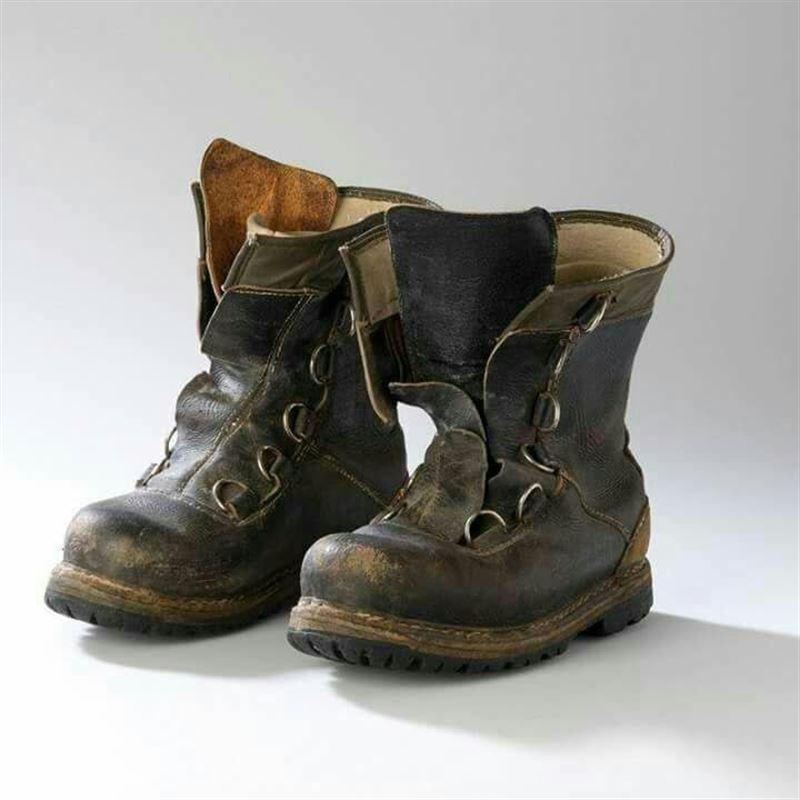 کفش های هرمان بول در صعود نانگاپاربات