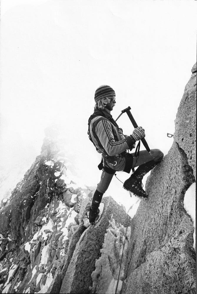 جف لوه jeff lowe کوهنورد نام دار امریکایی
