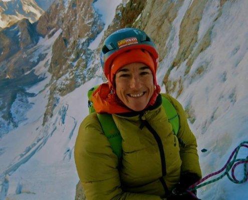 خانم الیزابت روول، کوهنورد فرانسوی