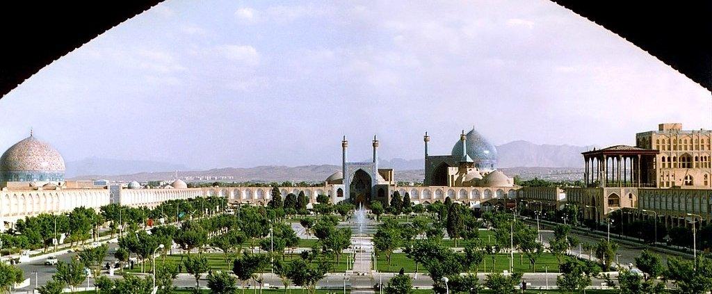 میدان نقش جهان اصفهان، در فهرست آثار فرهنگی یونسکو