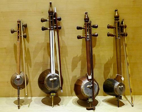 هنر ساختن و نواختن کمانچه، ثبت شده در میراث جهانی یونسکو
