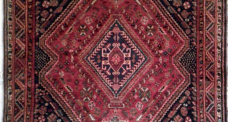 قالی باصری فارسی، ثبت شده در فهرست میراث جهانی یونسکو