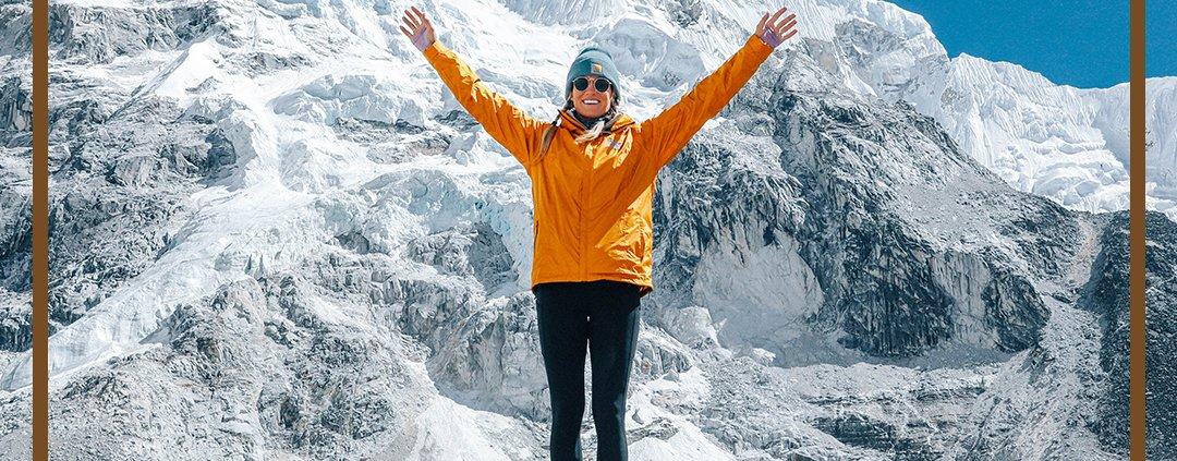 سفر گروهی به کمپ اصلی اورست